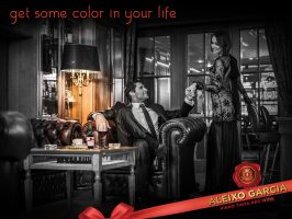 Get some color in your life - Aleixo Garcia